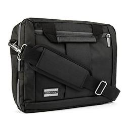 3 in 1 Messenger Bag & Backpack for HP 13.3 to 14 inch Lapto