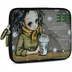 "10.5"" Neoprene Sleeve Bag Case for Netbook iPad Tablet Lapto"