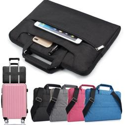 "For 11"" 13"" 15"" Notebook Laptop Carrying Bag MacBook Acer Le"