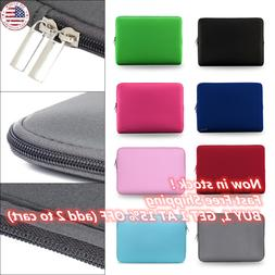 11-17 inch Sleeve Case Cover Laptop Bag For MacBook Air Pro