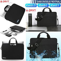 "13""14""15.6""Laptop Protective Handbag Sleeve Case Bag Shockpr"