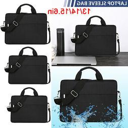 "13"" 15.6""Laptop Handbag Sleeve Case Bag Shockproof Waterproo"