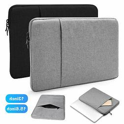 "13"" 15.6"" Laptop Sleeve Case Bag Handbag Waterproof Shockpro"
