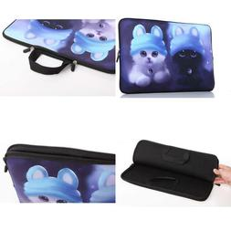 13.3-Inch To 14-Inch Laptop Sleeve Case Neoprene Carrying Ba