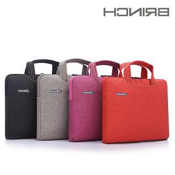 "13"" Brinch Laptop Sleeve Case Bag Handbag Briefcase For Appl"