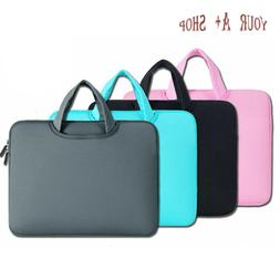 "14"" / 15.6"" Laptop Sleeve Case Bag For Universal Macbook  Ai"