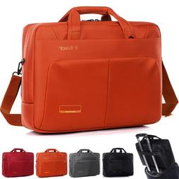"BRINCH 15.6"" / 17.3"" Laptop Bag Nylon Waterproof Shoulder Me"