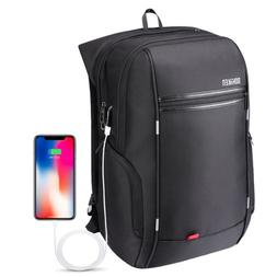 15.6'' Business Computer Backpack Anti-Theft Laptop Bag Wate