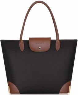 15.6 Inch Laptop Tote Bag for Women Business Office Travel B