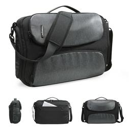 Lifewit 15.6'' Laptop Bag Briefcase with USB Charging Port B