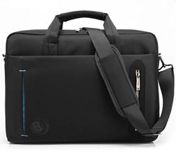 "Coolbell 15.6"" Laptop Bag With Strap Messager Bag, Black"
