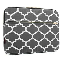 "CoolBell 15.6"" Laptop Sleeve Bag Case Cover For Macbook Pro"