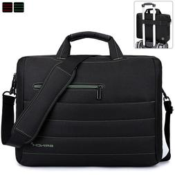 "BRINCH 15.6"" LAPTOP SLEEVE CASE SUIT FABRIC TABLET SHOULDER"