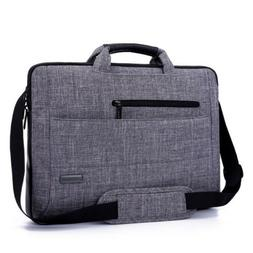 "15.6"" Brinch Notebook Shoulder Bag Laptop Messenger Bag Carr"
