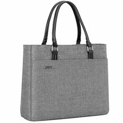DTBG 15.6Inch Women Tote Bag Nylon Briefcase Casual Handbag