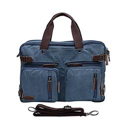 15.6inch Laptop Bag,Sheng TS Hybrid Multifunction Messenger