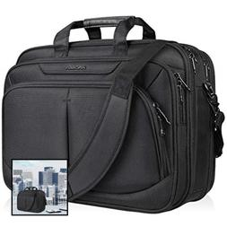 """KROSER 17.1"""" Laptop Bag For 15.6"""" 17"""" Briefcase Water Repell"""