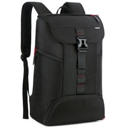 17~17.3 Inch Casual Laptop Bag Anti Theft Travel Rucksack Co