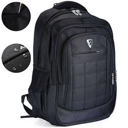 """17.3"""" Laptop Backpack Anti Theft Waterproof RFID Extra Large"""