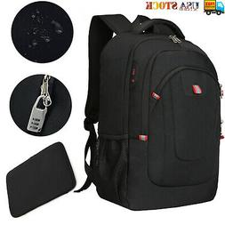 17.3inch Laptop Backpack Anti Theft USB Waterproof Business