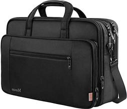 17 inc laptop briefcase for men women