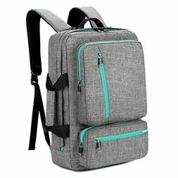 17 Inch Laptop Backpack Convertible Backpack Travel Computer