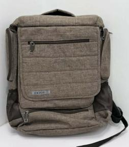 SOCKO 17 Inch Laptop Backpack Convertible Backpack Travel Co