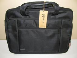 """17"""" Inch Laptop Briefcase for Men Women Soft Business BagBig"""
