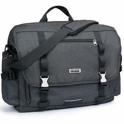 Lifewit 17 inch Laptop Messenger Bag Military Business Brief