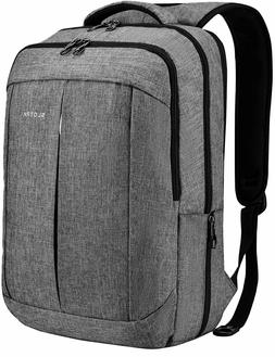 "17"" Laptop Backpack Business Travel Bag Casual School Rucksa"