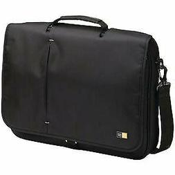 17 Laptop Messenger - Black