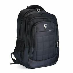 "17"" Travel Backpack Men Laptop Outdoor Office School Bag 3 C"