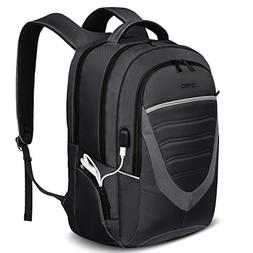 17.3 Inch Laptop Backpack with USB Charging Port,DTBG Durabl