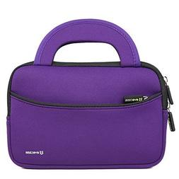 7-8 inch Tablet Sleeve, Evecase 7~8 inch Tablet Ultra-Portab