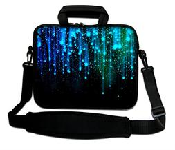 ArcEnCiel 17 17.3 inch Neoprene Laptop Sleeve Bag Carrying C