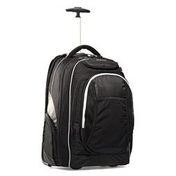 "Samsonite Tectonic Tectonic 21"" Wheeled Backpack Black"