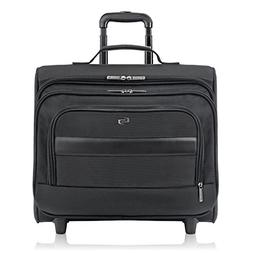 Solo Columbus 15.6 Inch Rolling Laptop Overnighter Case with