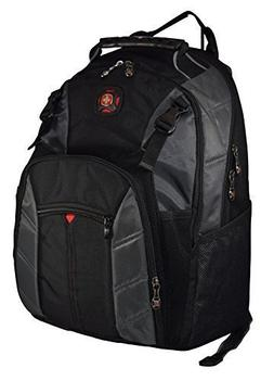 "SwissGear The Sherpa 15.6"" Padded Laptop Backpack/School Tra"