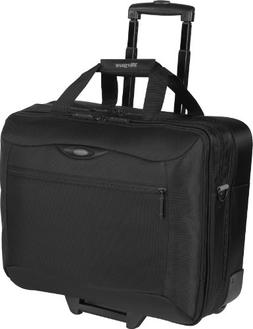 Targus CityGear 17-Inch Rolling Travel Case for Notebooks wi