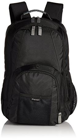 Targus Groove Backpack for 17-Inch Laptops, Black