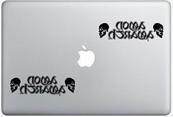 Amon Amarth Skulls FlashDecals0886 Set Of Two  , Decal , Sti