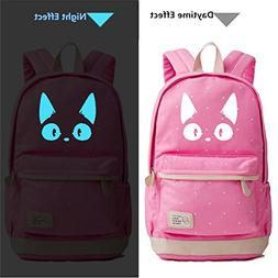Siawasey Anime KiKis Delivery Service Laptop Daypack Backpac