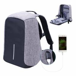anti theft water resistant laptop notebook backpack