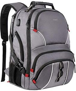 Extra Large Backpack,Large Capacity Resistant Travel Laptop
