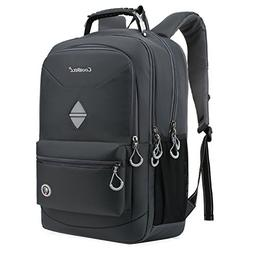 CoolBELL 18.4 Inch Backpack Laptop Bag Travel Rucksack Water