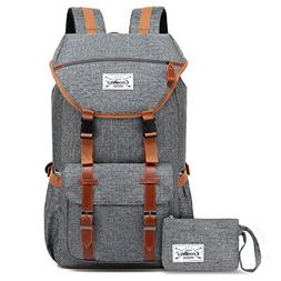 Travel Backpack CoolBELL 17.3 Inches Laptop Backpack Leisure