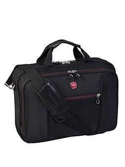 "Swiss Gear Ballistic Top-Loading 15.6"" Laptop Case"