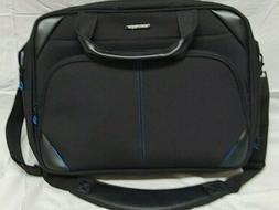 black laptop messenger bag tablet pouch three
