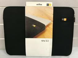 "16"" Black Notebook Sleeve"
