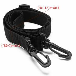 Black Replacement Adjustable Bag Shoulder Strap Camera Lapto